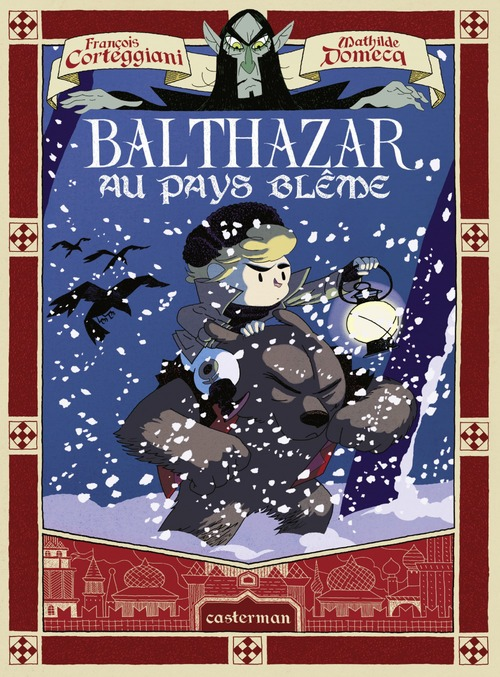Balthazar au pays blème