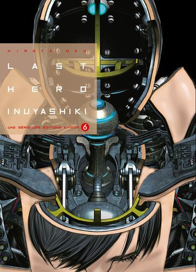 Last hero Inuyashiki T.6