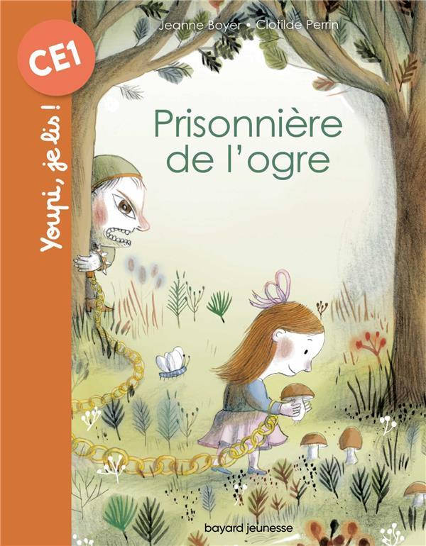 Prisonnière de l'ogre
