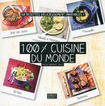 Vente EBooks : 100 % cuisine du monde  - Maya BARAKAT-NUQ