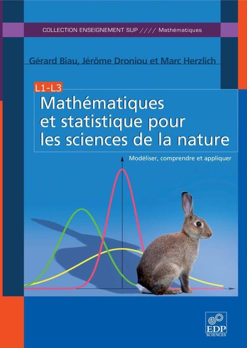 Mathématiques et statistique pour les sciences de la nature