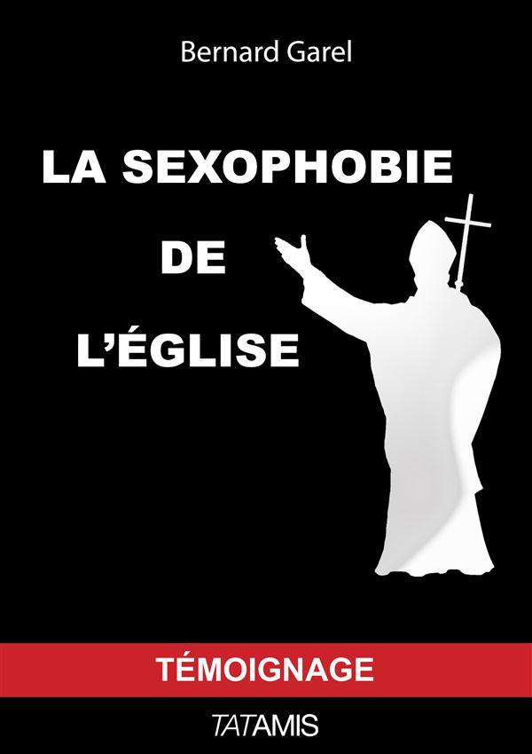 La sexophobie de l'église