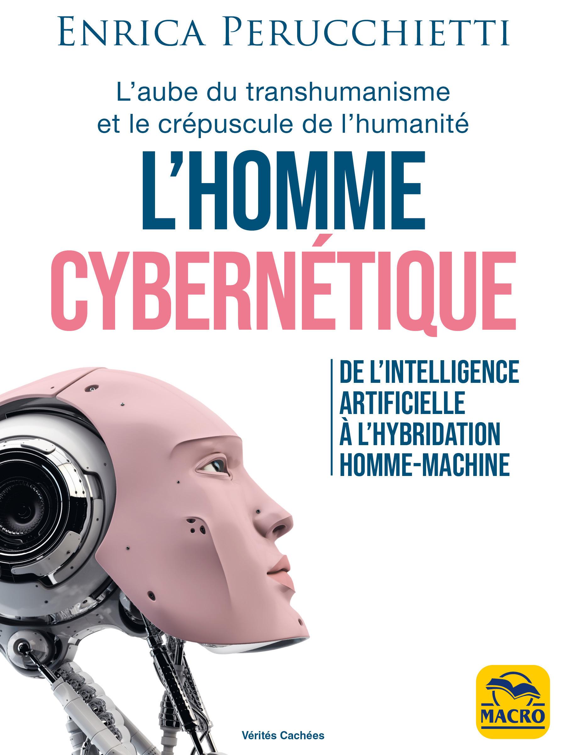 l'homme cybernétique ; de l'intelligence artificielle à l'hybridation homme-machine