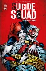 Suicide Squad - Tome 2 - La loi de la jungle  - Adam Glass - Federico Dallocchio - Fernando Dagnino
