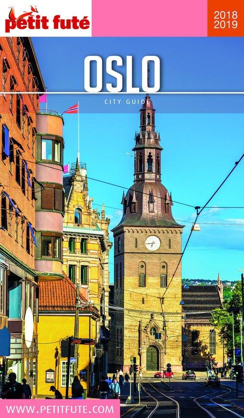GUIDE PETIT FUTE ; CITY GUIDE ; Oslo (édition 2018/2019)