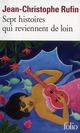 SEPT HISTOIRES QUI REVIENNENT DE LOIN