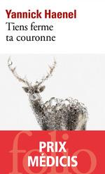Vente EBooks : Tiens ferme ta couronne  - Yannick Haenel