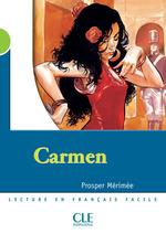Vente Livre Numérique : Carmen - Niveau 2 - Lecture Mise en scène - Ebook  - Prosper Mérimée