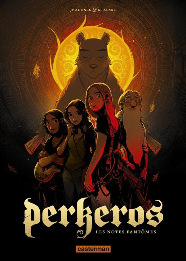 Perkeros t.1 ; les notes fantômes