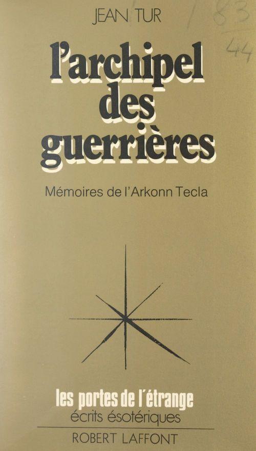 Mémoires de l'Arkonn Tecla (1)