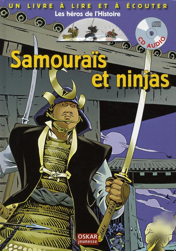 Samouraïs et ninjas