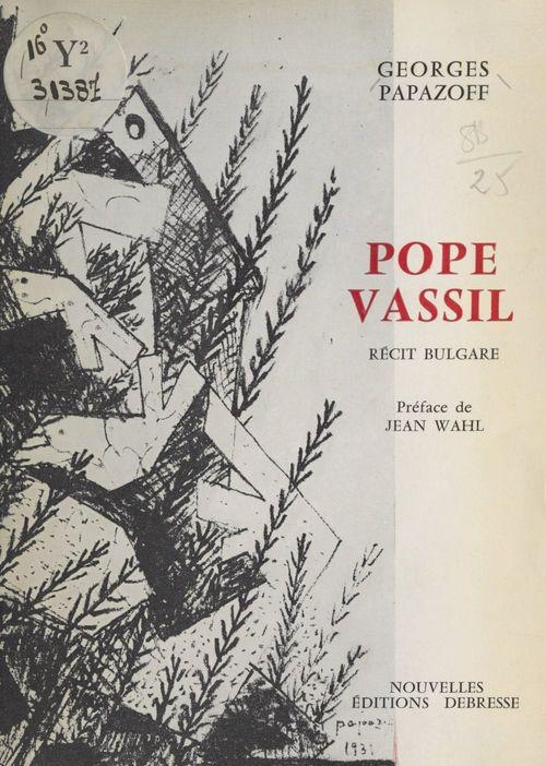 Pope Vassil