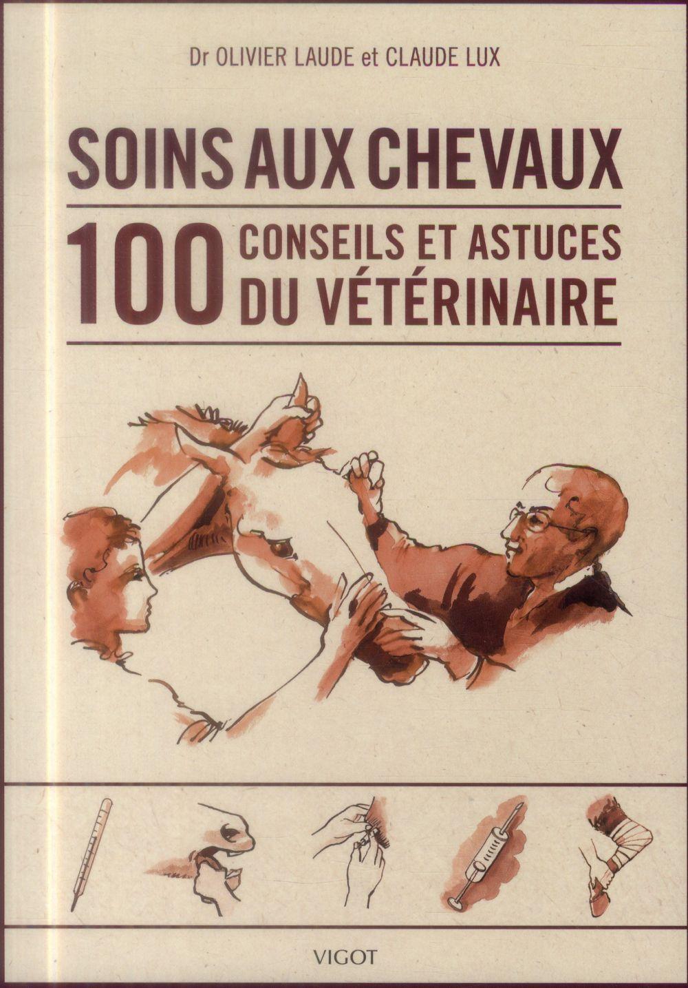 Soins aux chevaux ; les 100 conseils du vétérinaire