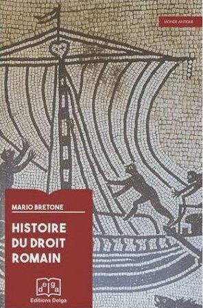 Histoire du droit romain