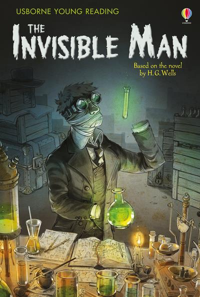 The invisible man ; series 3