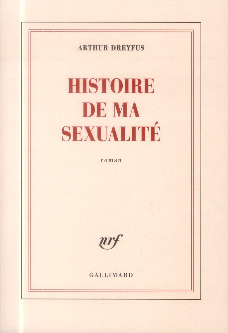Histoire de ma sexualité