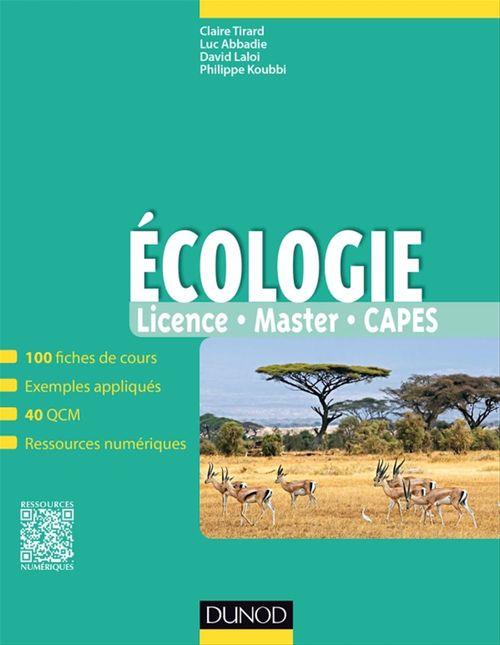 écologie ; 130 concepts fondamentaux et exemples de l'écologie appliquée