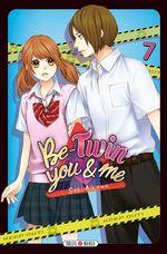 Vente Livre Numérique : Be-Twin you and me T07  - Saki Aikawa