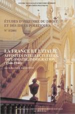 La France et l´Italie  - Jean Bastier