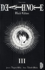 Couverture de Death Note Black Edition - Tome 3