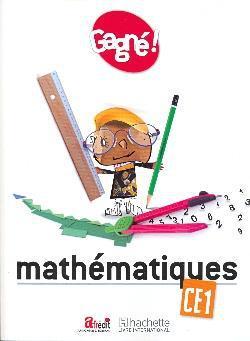 Gagne ! maths ce1 eleve - cameroun