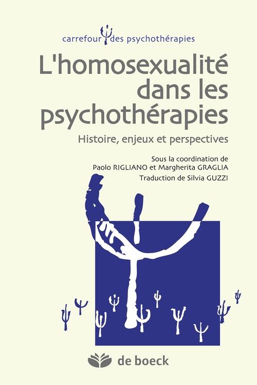 homosexuels en psychothérapie