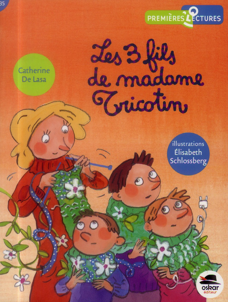 Les trois fils de madame Tricotin