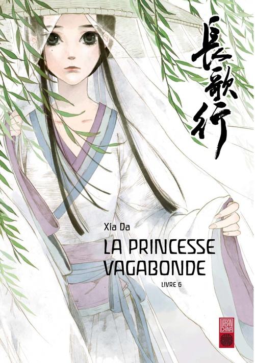 La princesse vagabonde T.6