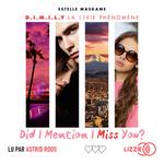 Vente AudioBook : 3. Did I Mention I Miss You ?  - Estelle Maskame