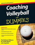Coaching Volleyball For Dummies  - The National Alliance For Youth Sports - N.C.