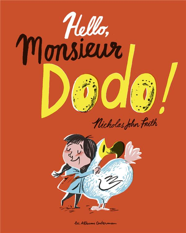 Hello Monsieur Dodo !