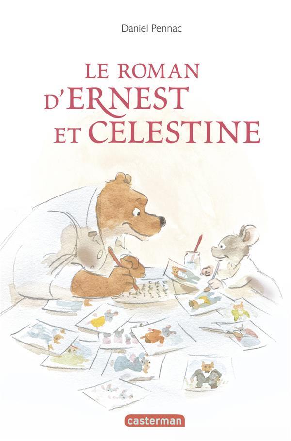 Ernest et Célestine ; le roman Ernest et Célestine