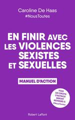 Couverture de En finir avec les violences sexistes et sexuelles : manuel d'action