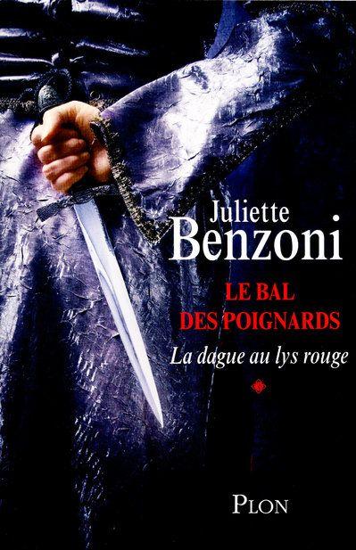 Le Bal Des Poignards T.1 ; La Dague Au Lys Rouge