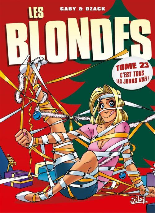 Les blondes T.23 ; c'est tous les jours Noël !