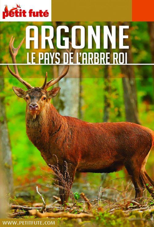 Vente EBooks : ARGONNE 2021/2022 Carnet Petit Futé  - Dominique Auzias  - Jean-Paul Labourdette