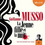 Vente AudioBook : La Jeune Fille et la Nuit  - Guillaume Musso