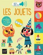 Vente Livre Numérique : Répète après moi - Les jouets 1/3 ans  - Morgane Raoux - Madeleine Deny