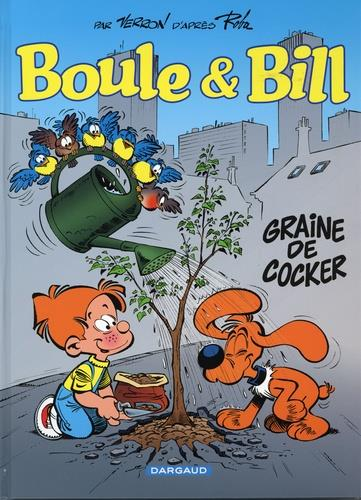 BOULE et BILL T.31  -  GRAINE DE COCKER