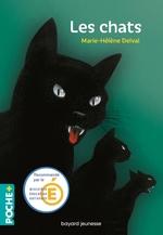 Vente Livre Numérique : Les chats  - Marie-Hélène Delval