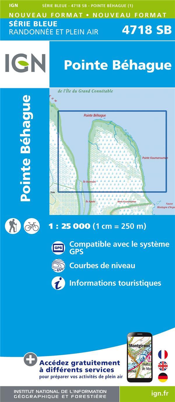 4718SB ; Pointe Béhague