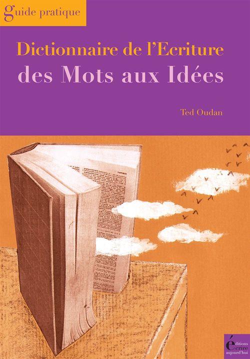 Dictionnaire de l'écriture des mots aux idées ; guide pratique