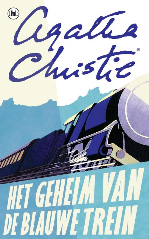 Het geheim van de blauwe trein