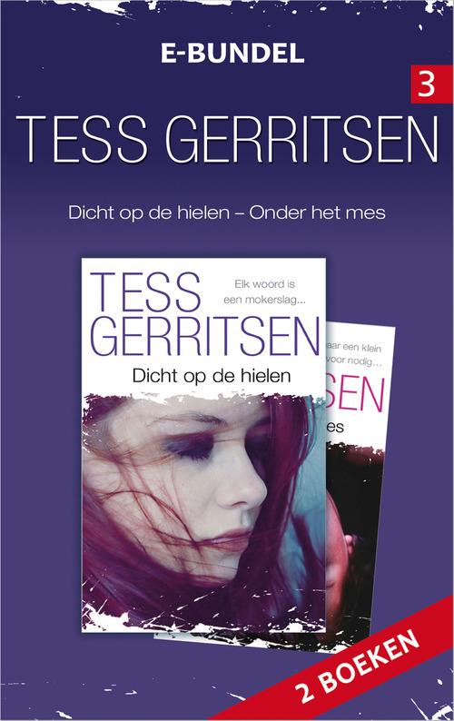 Tess Gerritsen e-bundel 3