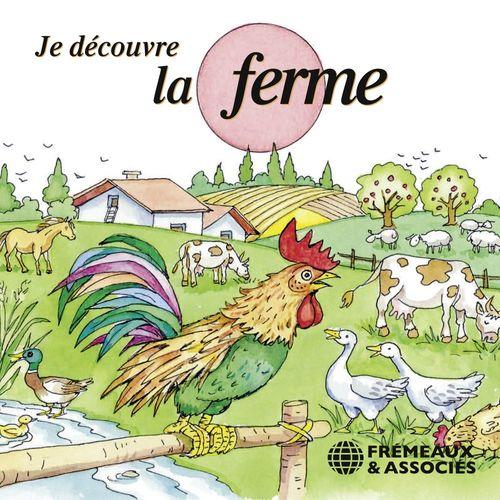 Vente AudioBook : Je découvre la ferme  - Pierre Huguet
