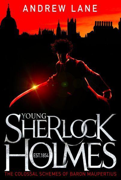 DEATH CLOUD - YOUNG SHERLOCK HOLMES 1
