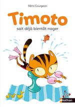 Timoto sait déjà bientôt nager - Dès 4 ans  - Rémi Courgeon