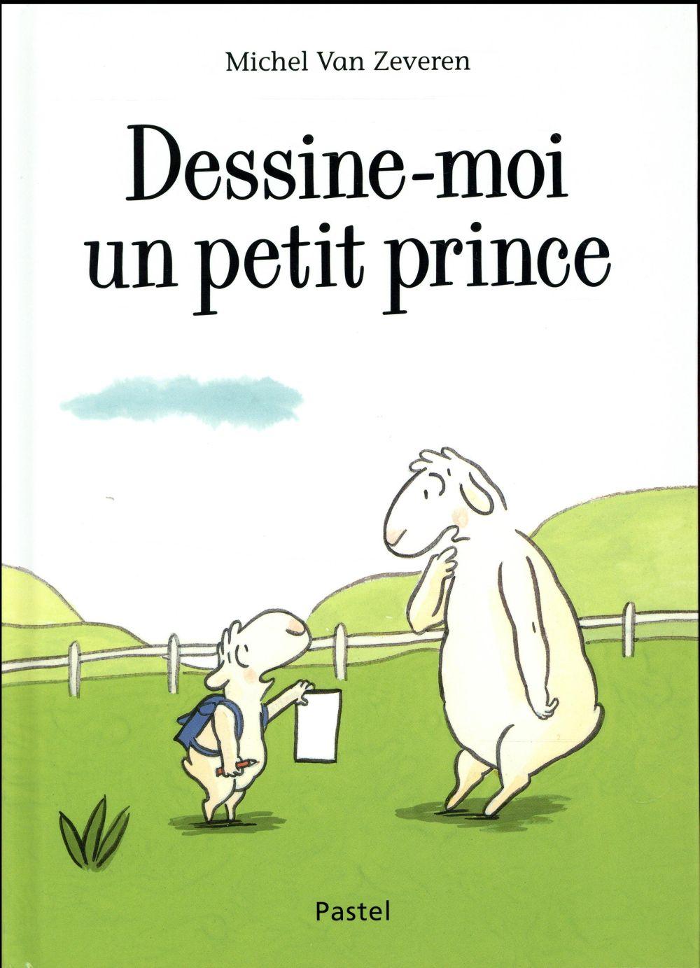 dessine moi un petit prince