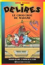 Couverture de Chouchou de madame (le) n208