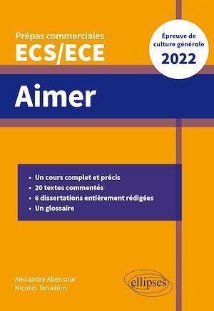 le nouveau thème : épreuve de culture générale ; prépas commerciales ECS / ECE (édition 2022)
